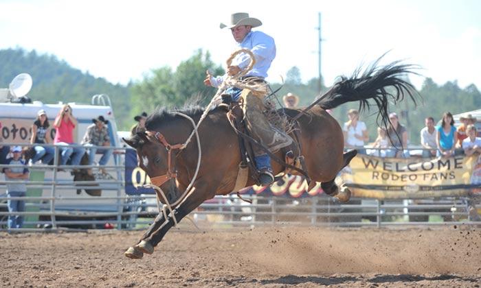 Arizona Cowpuncher Reunion Rodeo